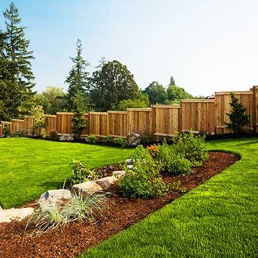 Teljes kerttervezés és kertépítés