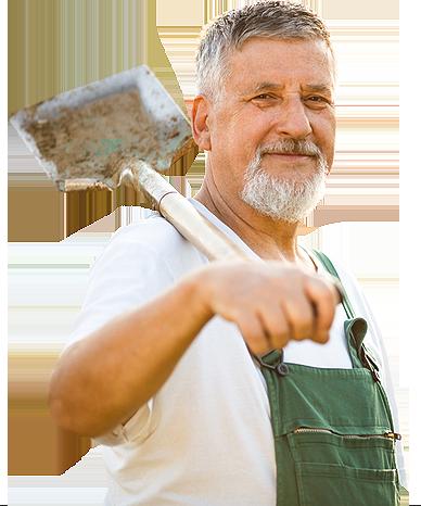Kertépítő munkatárs